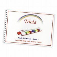 C.A. Seydel Söhne TRIOLA Liederbuch Band 1 NEU