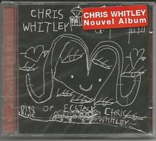 "Chris Whitley ""Din of ecstasy"" CD 1995 SONY-NUOVO & OVP"