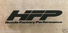 "Genuine OEM Honda Factory Performance HFP Decal - 1.75"" x .50"" - Small Sticker"