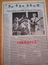MIKE OLDFIELD Festival Hall concert review 1979 UK ARTICLE / clipping