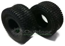 Set of 2 16x6.50-8 16X6.50X8 Turf Tires 4 Ply Tubeless Garden Tractor Lawn mower