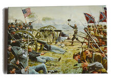 American Civil War ACW Battle Of Gettysburg Dale Gallon Art Magnet Day Is Ours