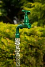 The Impossible Floating Tap Water Feature *GREEN* (Including Pump)