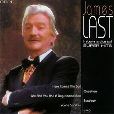 JAMES LAST - INTERNATIONAL SUPER HITS TEIL 1 / CD - TOP-ZUSTAND