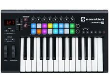 Launchkey 25 Novation MKII - Controller Midi con Integrazione Softwarer Mac PC