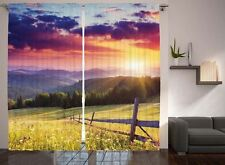 Country Curtains For Bedroom Living Room Draperies And Window Treatments Scenery