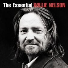 WILLIE NELSON THE ESSENTIAL 2CD SET (THE BEST OF / GREATEST HITS) (2003)