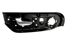 Front Left Driver Interior Inside Door Handle BLACK/SILVER for 06-08 VOLVO S60