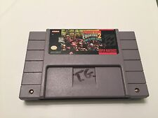 Donkey Kong Country 2: Diddy's Kong Quest Super Nintendo Snes Cart Only BA4