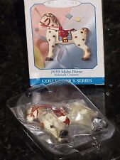 NEW Hallmark Kiddie Car Classics 1939 Mobo Horse Sidewalk Cruisers Collection