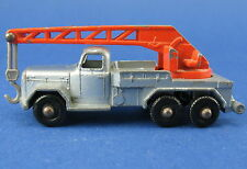 MATCHBOX No 30 - Magirus-Deutz Crane Truck - Lesney Regular Wheels - Model Kran