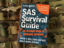 SAS SURVIVAL GUIDE - New Edition Lofty Wiseman Collins Gem Bushcraft Pocket Book