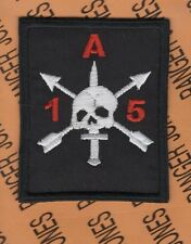 A-1-5 1st Bn 5th Special Forces Group Airborne SFGA ODA 5110 OEF pocket patch