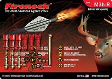 FIRENOCK Hunting crossbow lighted nock M3h-R (Standard package)