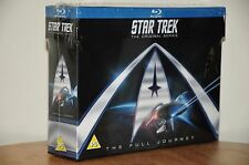 Star Trek: The Original Series -The Full Journey (Blu-Ray Set 20 Discs) - NEW