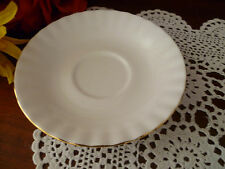 TEA SIZE SAUCER ONLY  14CM  VAL DOR BY ROYAL ALBERT  MADE IN ENGLAND