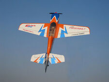 SBACH 342 - 70 Gas RC Plane ARF (Orange) (XY-286)