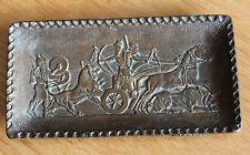 max le verrier coupelle en bronze epoque art deco