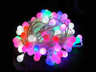 4M 40 LED Fairy String Light Ball Lamp Battery Powered for Christmas Wedding New