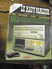 magazine le haut-parleur  n° 1544 du 18-03-1976