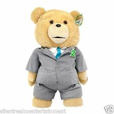 """Ted 2"" Ted 24-Inch R-Rated Talking Plush Teddy Bear in Suit [EXPLICIT]"