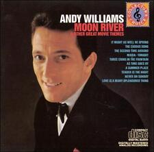 Moon River & Other Great Movie Themes by Andy Williams (CD, Columbia (USA))