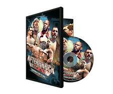 Official ROH Ring of Honor - Aftershock Tour 2015 Las Vegas 17/7/15 Event DVD