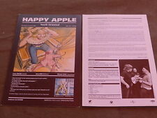 BOUCQ - HAPPY APPLE - YOUTH ORIENTED !! RARE PLAN MEDIA