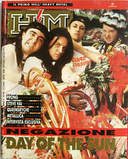 HM 99 1990 Negazione Jane's Addiction Steve Vai Prong Queensrÿche Lita Ford