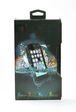 LifeProof fre Water Dust Snow Proof Hard Shell Case Cover for iPhone 5 5s Black