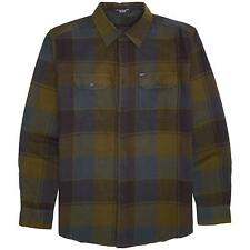 MATIX Betters Flannel Shirt (M) Black