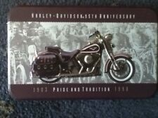 Harley Davidson, 95th aniversario, 2 Paquetes de Tarjetas Sellado []