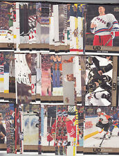 13-14 UD CANVAS LOT w/STARS YOU PICK 5 - OVER 100 DIFF - UPPER DECK 2013-14
