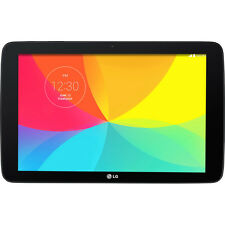 "LG G Pad 10.1"" IPS MultiTouch WiFi Tablet, QuadCore CPU, Black Refurbished"
