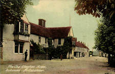 Godstone near Caterham. The Old Clayton Arms # 208/6 in Knight Series.