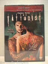 The Tattooist (2008) DVD NEW! [Jason Behr/Mia Blake/David Fane]