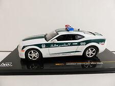 DUBAI POLICE Chevrolet Camaro Coupé 2011 1/43 IXO MOC171 دبي شرطة