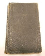 SURENNE'S FRENCH DICTIONARY, ABRIDGED, 1852, D. APPLETON & CO., NEW YORK