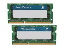 CORSAIR 8GB (2 x 4GB) DDR3 1333 (PC3 10600) Memory for Apple Model CMSA8GX3