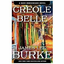 Creole Belle by James Lee Burke MP3 CD