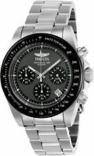 Invicta Speedway Chronograph Grey Dial Mens Watch 23123