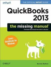 QuickBooks 2013: The Missing Manual: The Official Intuit Guide to QuickBooks 2..