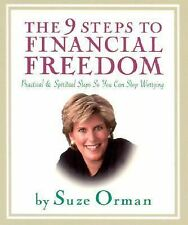 Book Mini - The 9 Steps to Financial Freedom Suze Orman