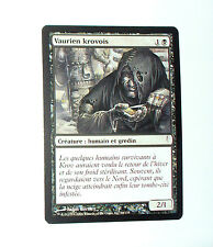 VAURIEN KROVOIS - CREATURE HUMAIN ET GREDIN  - VF CARTE MTG MAGIC