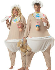 Funny Cry Baby Adult Couple Costumes Men Women Halloween Costume Couples-O/S
