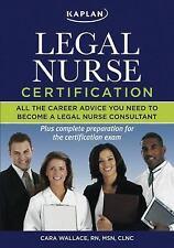 Kaplan Legal Nurse Certification