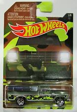 Hot Wheels 2015 Camouflage series (camo) walmart exclusive 79 ford pickup #1/6