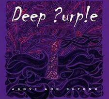 Deep Purple - Above and Beyond +3 (live)  GERMANY MaxiCD im Digipak OVP