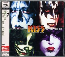KISS-THE VERY BEST OF KISS-JAPAN SHM-CD E50