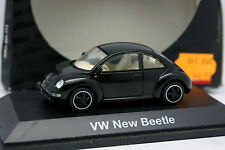 Schuco 1/43 - VW New Beetle Black Magic